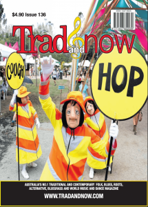 Trad&Now Issue 136 Cover